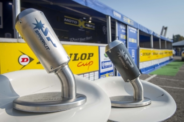 Rinnovata la partnership tra Spark Exhaust Technology ed il Trofeo Dunlop Cup